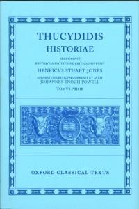 Thucydides Historiae Vol. I: Books I-IV