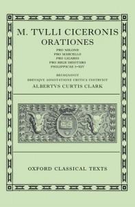 Cicero Orationes. Vol. II