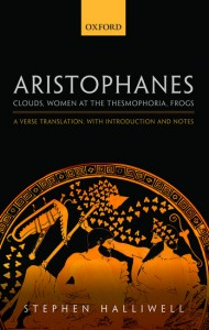 Aristophanes: Clouds, Women at the Thesmophoria, Frogs