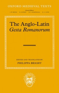 The Anglo-Latin Gesta Romanorum