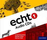 Echt 1 Audio CD Pack
