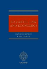EU Cartel Law and Economics