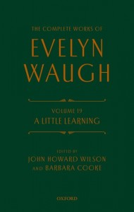 The Complete Works of Evelyn Waugh: A Little Learning