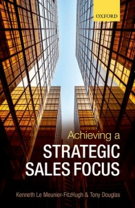 Achieving a Strategic Sales Focus