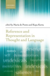 Reference and Representation in Thought and Language