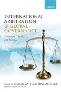 International Arbitration and Global Governance