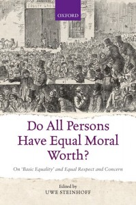 Do All Persons Have Equal Moral Worth?