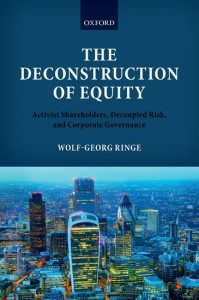 The Deconstruction of Equity