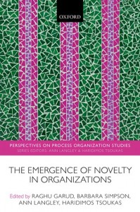 The Emergence of Novelty in Organizations
