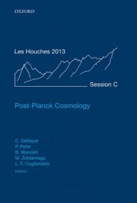 Post-Planck Cosmology