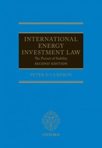 International Energy Investment Law