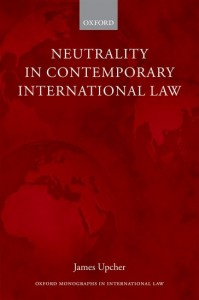 Neutrality in Contemporary International Law