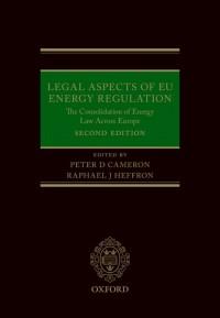 Legal Aspects of EU Energy Regulation