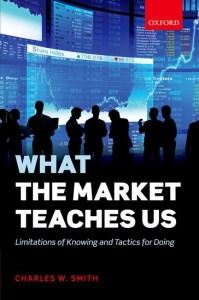 What the Market Teaches Us