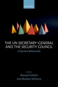 The UN Secretary-General and the Security Council