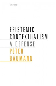 Epistemic Contextualism