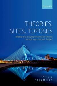 Theories, Sites, Toposes