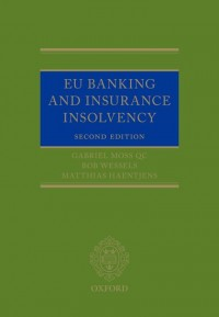 EU Banking and Insurance Insolvency, 2nd Edition