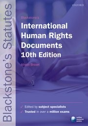 Blackstone's International Human Rights Documents
