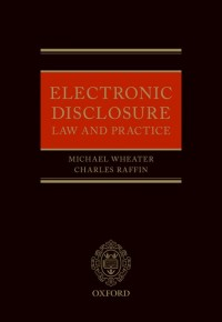 Electronic Disclosure