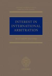 Interest in International Arbitration