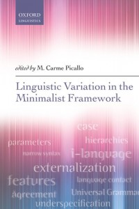 Linguistic Variation in the Minimalist Framework