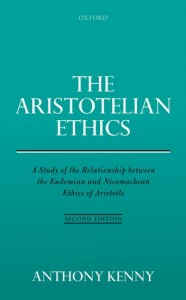 The Aristotelian Ethics