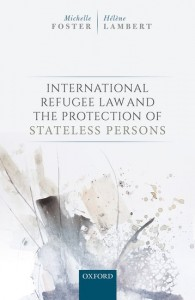 Statelessness and International Refugee Law