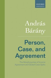 Person, Case, and Agreement