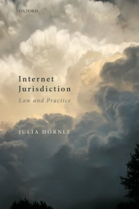 Internet Jurisdiction Law and Practice