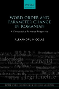 Word Order and Parameter Change in Romanian