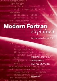 Modern Fortran Explained