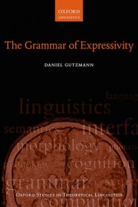 The Grammar of Expressivity