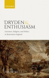 Dryden and Enthusiasm