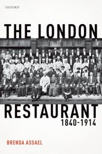 The London Restaurant, 1840-1914