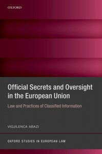 Official Secrets and Oversight in the EU