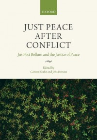 The Justice of Peace and Jus Post Bellum