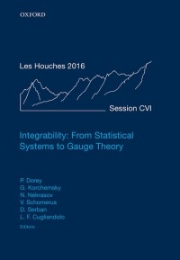 Integrability: From Statistical Systems to Gauge Theory