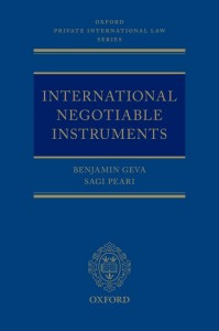 International Negotiable Instruments
