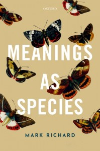 Meanings as Species
