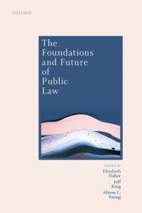 The Foundations and Future of Public Law