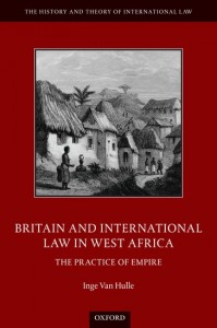 Britain and International Law in West Africa