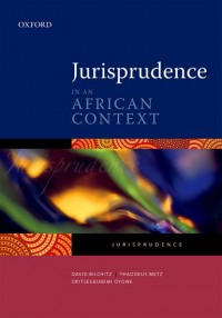 Jurisprudence in an African Context