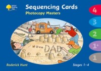 Oxford Reading Tree: Levels 1- 4: Sequencing Cards Photocopy Masters