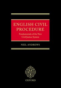 English Civil Procedure