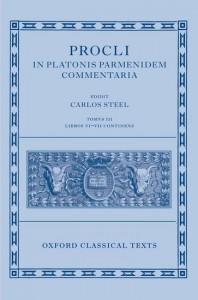 Procli In Platonis Parmenidem Commentaria III