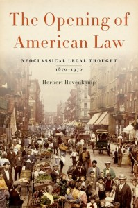 The Opening of American Law