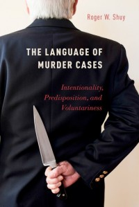 The Language of Murder Cases