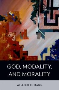 God, Modality, and Morality