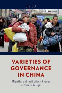Varieties of Governance in China